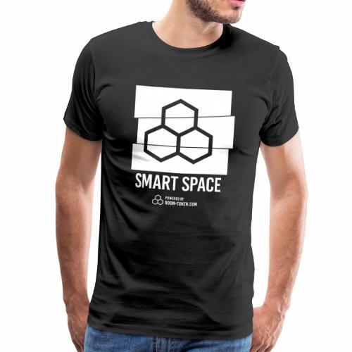 Smart Space Logo Cut - Männer Premium T-Shirt