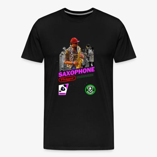 Sax playerendo - T-shirt Premium Homme