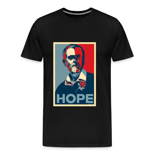 Corbyn Hope - Men's Premium T-Shirt