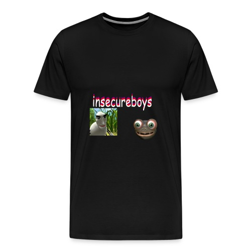 INSECUREBOYS - Men's Premium T-Shirt