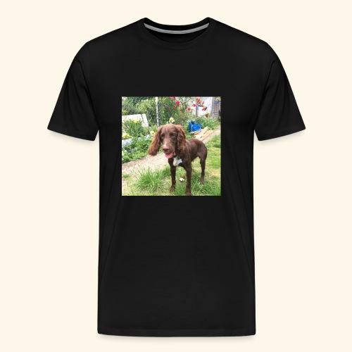 RudyTheDoggy - Men's Premium T-Shirt
