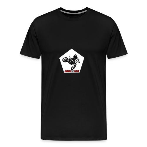 logo de la boutique officiel - T-shirt Premium Homme