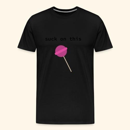 lollypoping - Mannen Premium T-shirt