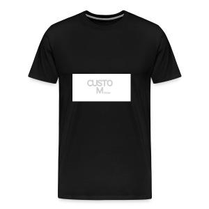 Street Custom - Premium T-skjorte for menn