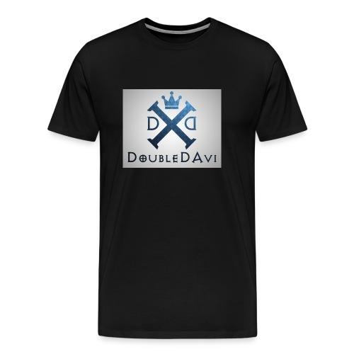 DoubleDAvi X - Männer Premium T-Shirt