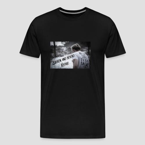 Broken and beyond repair - Männer Premium T-Shirt