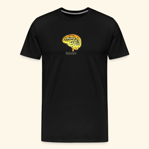Keep your 'm in d' smart - Men's Premium T-Shirt