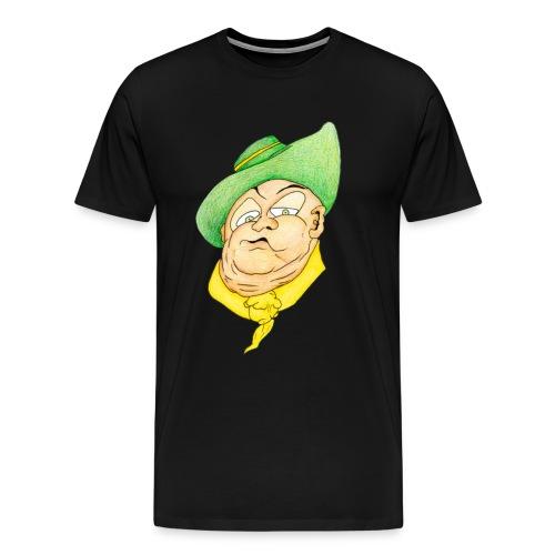 Iedereen heeft zijn eigen waarheid - Mannen Premium T-shirt