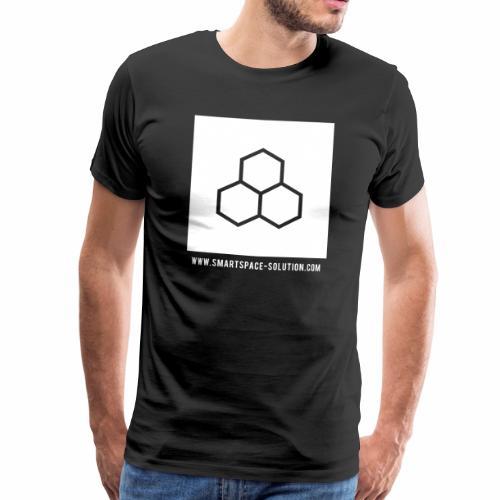 Smart Space Solution Logo - Männer Premium T-Shirt