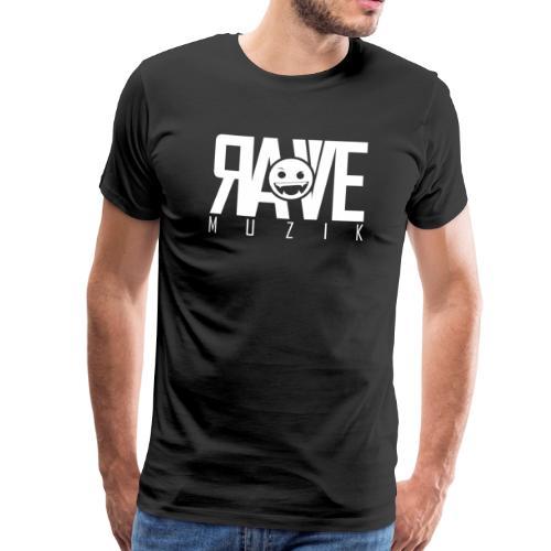 Rave MUZIK Logo Wear - Männer Premium T-Shirt