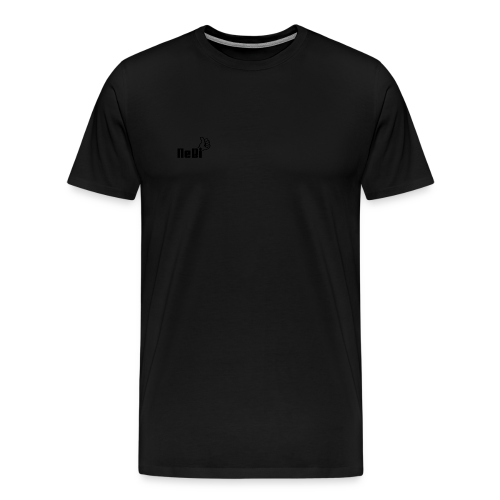 NeBiLOGO - Miesten premium t-paita
