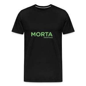 MORTA - Maglietta Premium da uomo