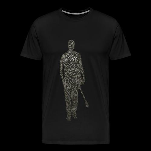 sascha - Männer Premium T-Shirt
