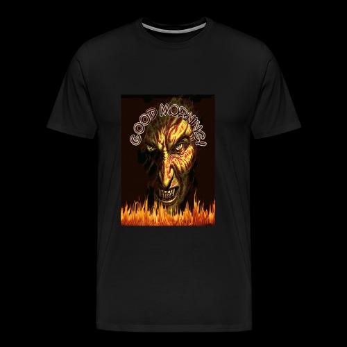 good morning - T-shirt Premium Homme