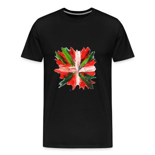 IKURRINA TRANSPARENT - T-shirt Premium Homme