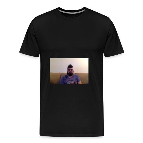 Tom Erik Risanker - Premium T-skjorte for menn