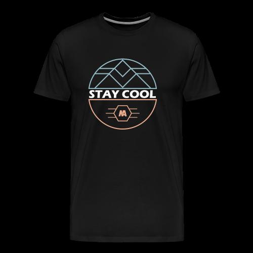 Stay Cool - Männer Premium T-Shirt