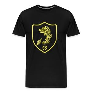 grenoble dauphin blason - T-shirt Premium Homme