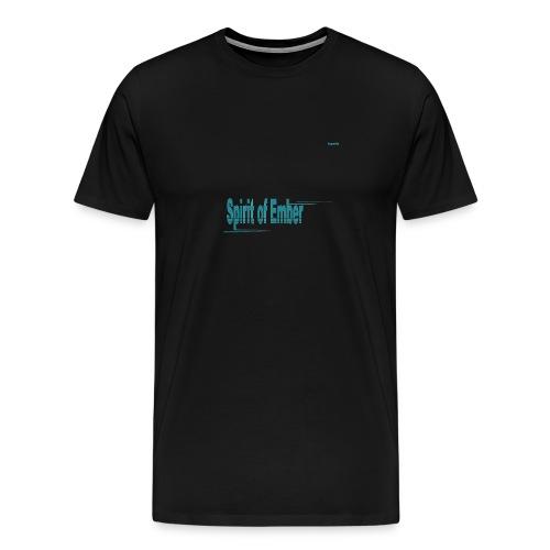 Spirit of Ember - Männer Premium T-Shirt