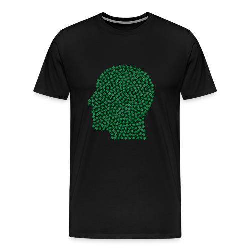 MaryJane Kopf - Männer Premium T-Shirt