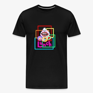 Lunch Tik.Tok tee - Men's Premium T-Shirt
