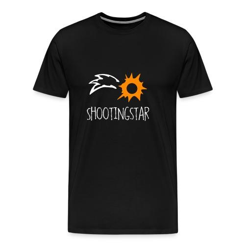 Shootingstar - Männer Premium T-Shirt