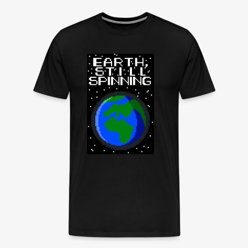 Earth Merch - Männer Premium T-Shirt