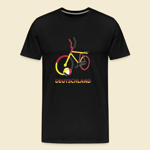 Radball | Deutschland Rad - Männer Premium T-Shirt