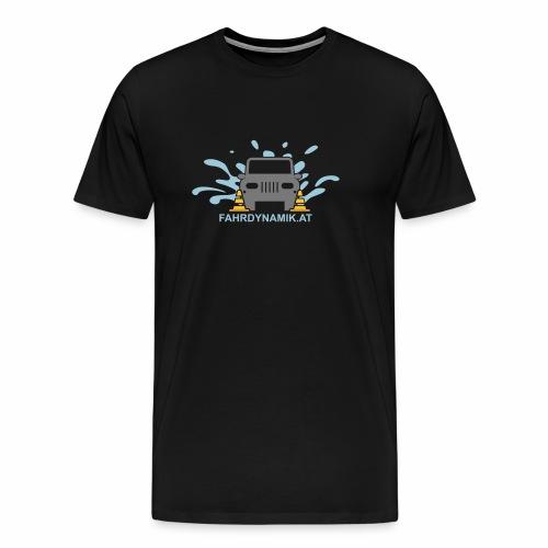 fahrdynamik.at_fan - Männer Premium T-Shirt