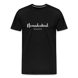 Nomadenkind by Solonomade - Männer Premium T-Shirt