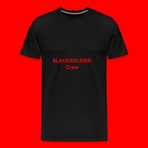 Schrift - Männer Premium T-Shirt