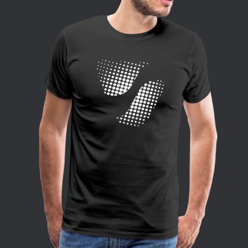 SPIKE Dots - Männer Premium T-Shirt