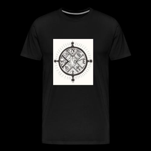 La Maison Des Mains Angel Cove - Men's Premium T-Shirt