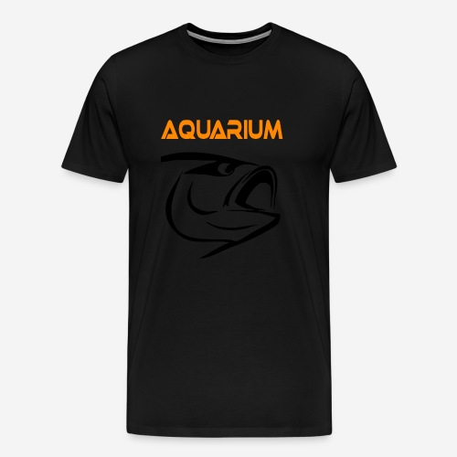 Aquarium fish keepers - Mannen Premium T-shirt