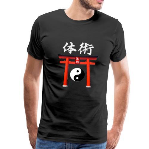 taï-jitsu - T-shirt Premium Homme