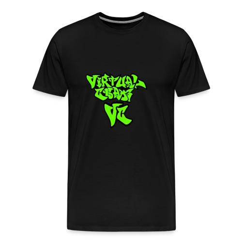VC Virtual Chaos - Men's Premium T-Shirt