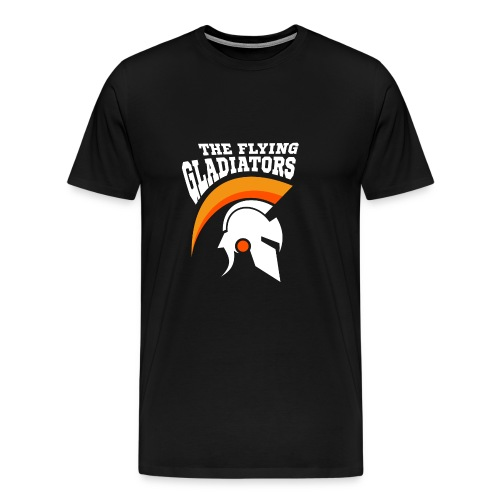 Flying Gladiators Helmet - T-shirt Premium Homme