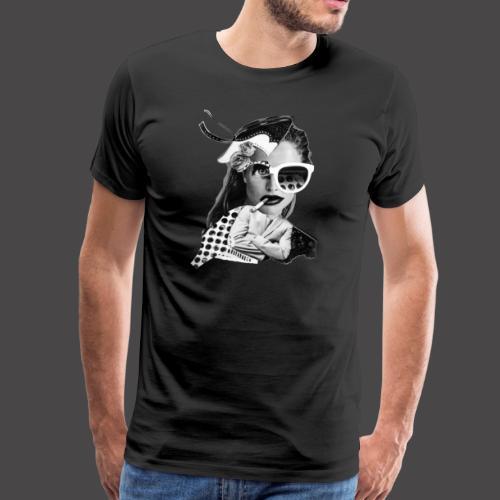 GIRLPOWER N°2 - Männer Premium T-Shirt