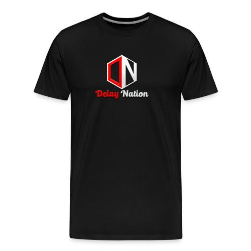 Delay Nation 2018 merch - Men's Premium T-Shirt