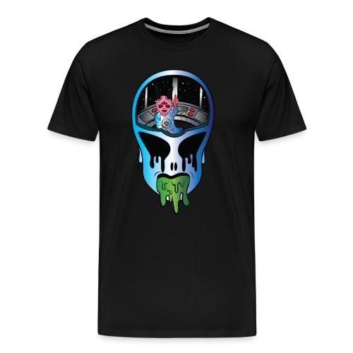 SpaceHoop - Head Space - T-shirt Premium Homme