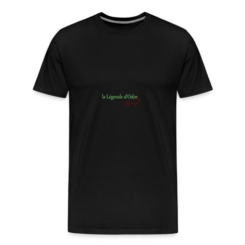 La Légende d'Odin - T-shirt Premium Homme