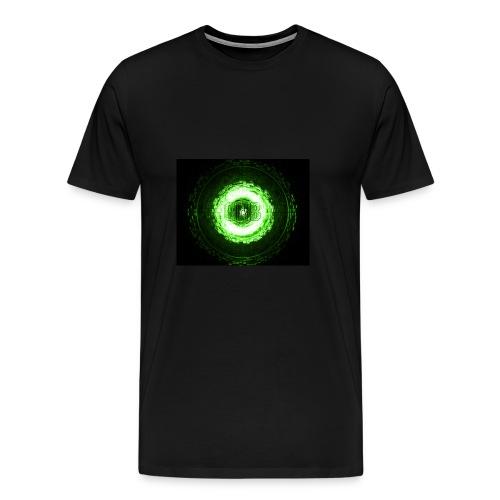 Brulle 7 logo T-Shirt - Mannen Premium T-shirt