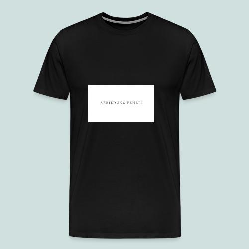 Abbildung Fehlt - Männer Premium T-Shirt
