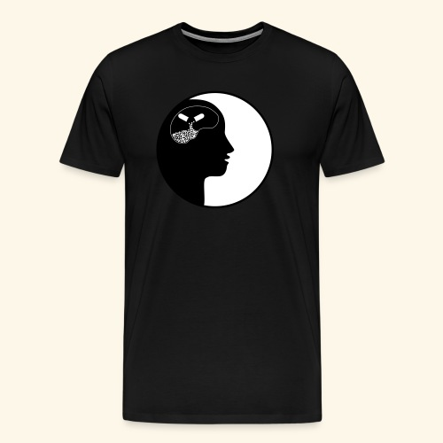 Sillukapsel - Männer Premium T-Shirt
