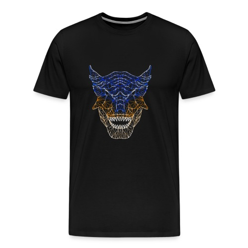 Monster Hunter Tigrex - Men's Premium T-Shirt