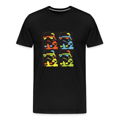 Storm Warhol - T-shirt Premium Homme