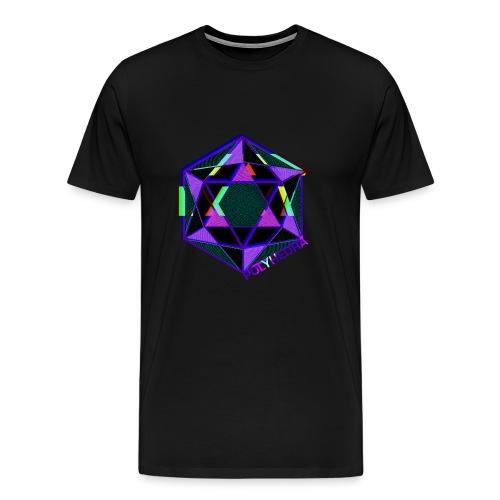 POLYHEDRA - Men's Premium T-Shirt