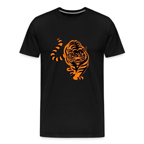 Der Löwe - Männer Premium T-Shirt