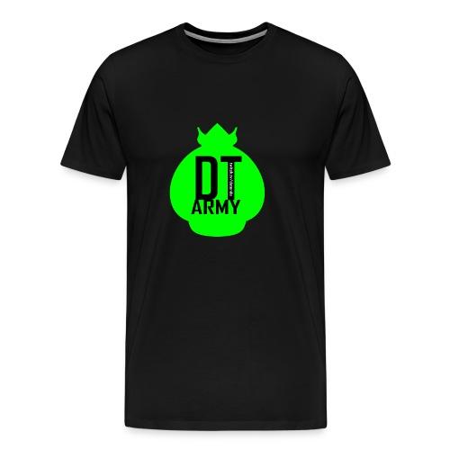 DT ARMY GREEN - Männer Premium T-Shirt