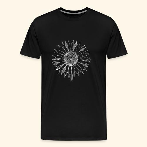 Sommer Sonnenblume. Prima Geschenksidee! - Männer Premium T-Shirt